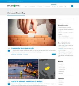 Blog Corporativo Low Cost