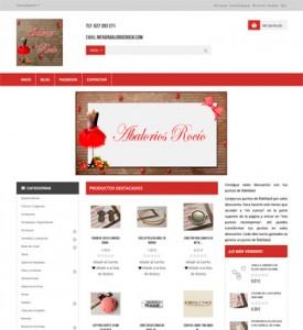 Tienda Online Low Cost